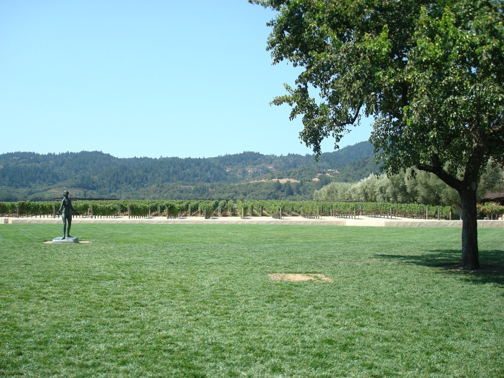 Robert Mondavi Winery - The Best Napa Valley Wineries| Three Olives Branch