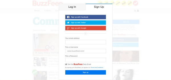 How to Create Posts for Buzzfeed Community