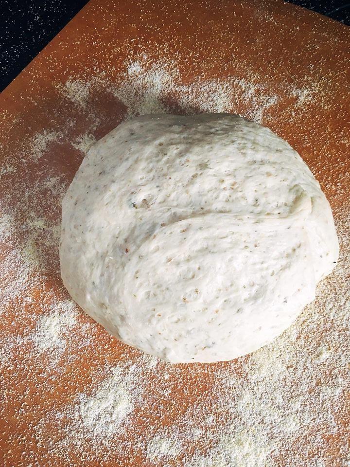 how to make oregano pizza