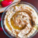 Artichoke Lemon Hummus