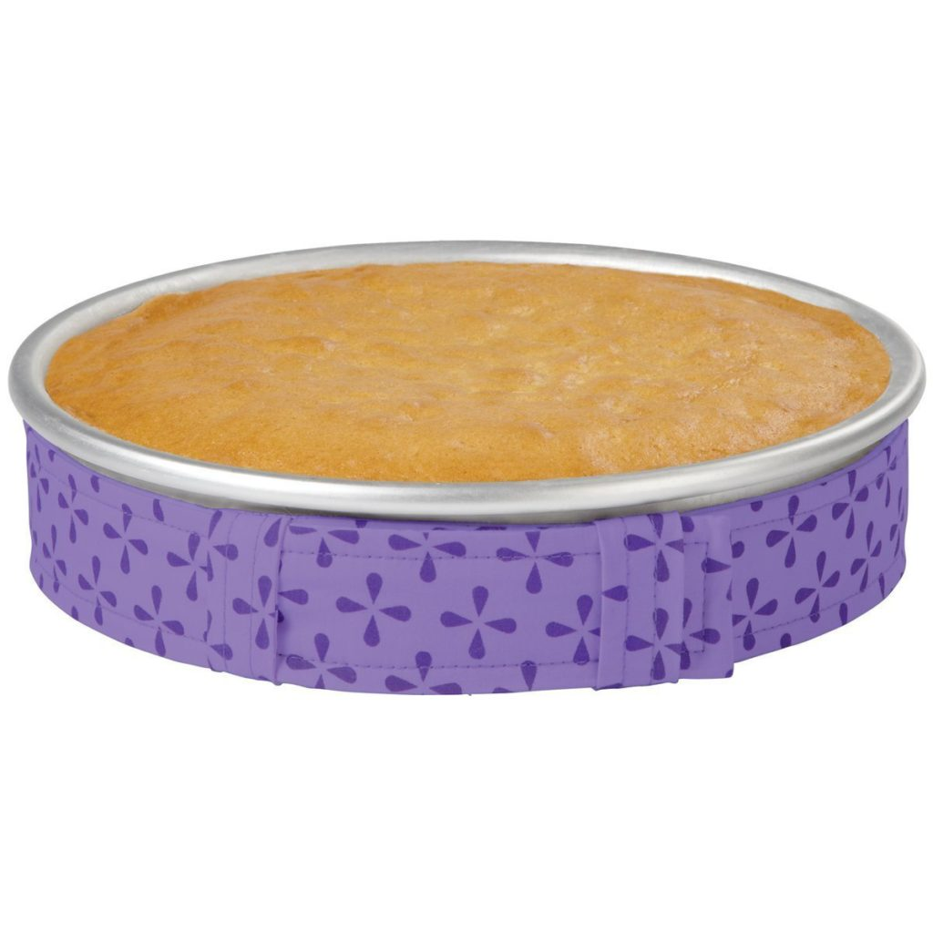 Cake Pan Bands - Looking for some gift ideas for the cook in your life this holiday season? These 17 Stocking Stuffers for the Cook in Your Life are a perfect list to find something special for your loved one. Great present ideas for Kwanza, Christmas, Hanukkah, and more | Three Olives Branch | www.threeolivesbranch.com