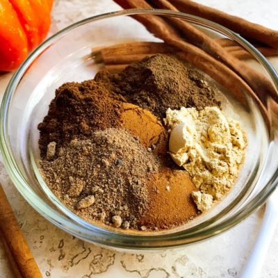 How to Make Pumpkin Spice