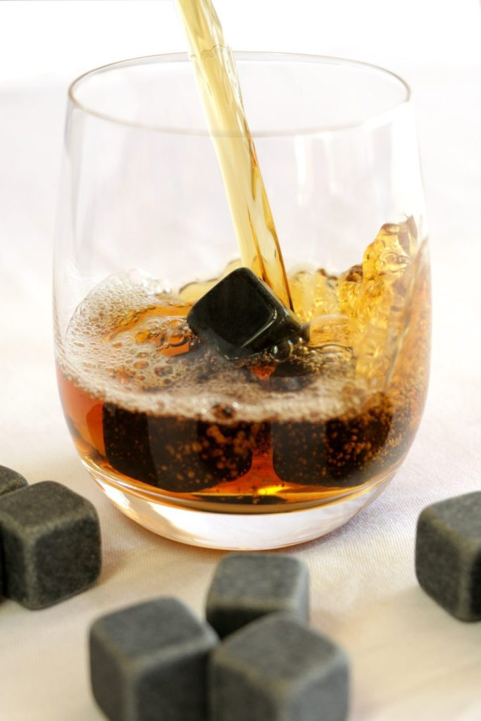 Whiskey Stones - Looking for some gift ideas for the cook in your life this holiday season? These 17 Stocking Stuffers for the Cook in Your Life are a perfect list to find something special for your loved one. Great present ideas for Kwanza, Christmas, Hanukkah, and more | Three Olives Branch | www.threeolivesbranch.com