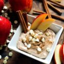 Cinnamon Apple Cream Cheese Dip