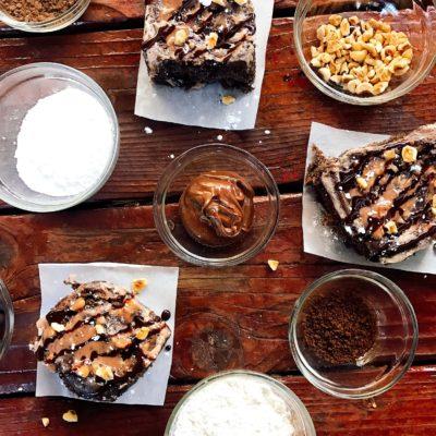 Chocolate Hazelnut Coffee Rolls