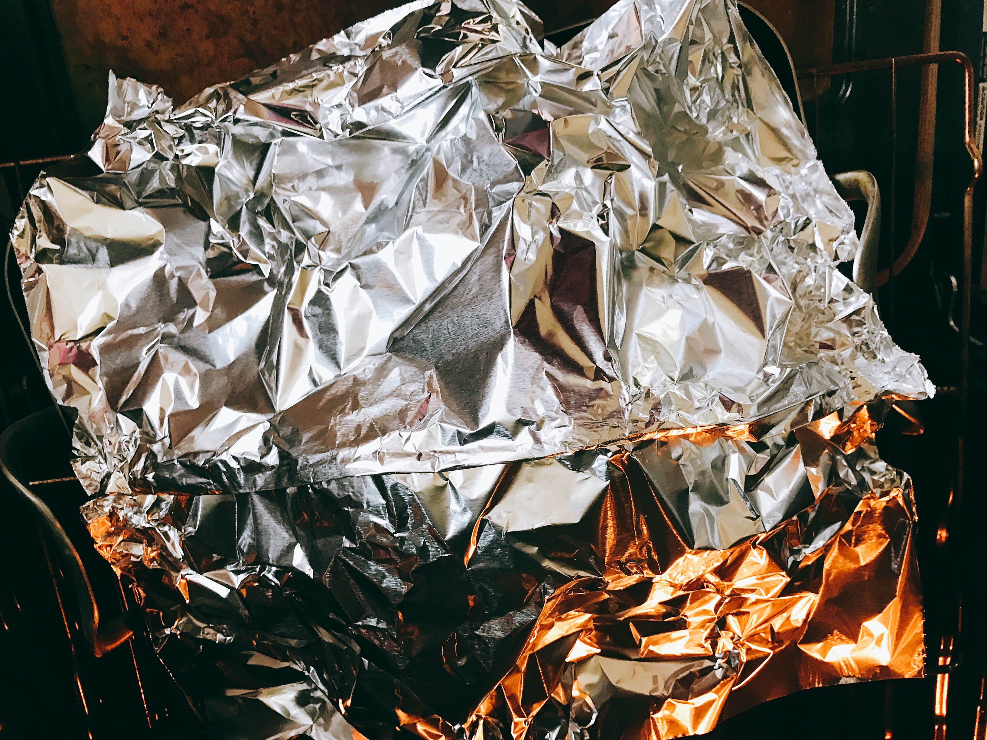 Tin Foil Tent - Some tips and tricks for roasting your Thanksgiving or holiday turkey! & Tips for a Perfectly Roasted Turkey - Three Olives Branch