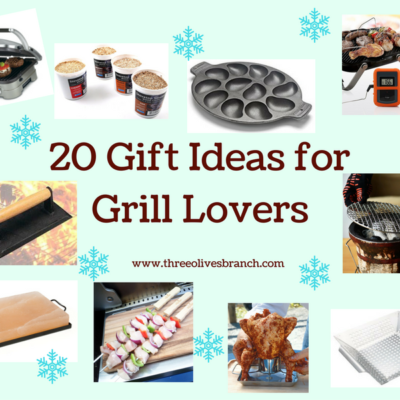 20 Gift Ideas for Grill Lovers