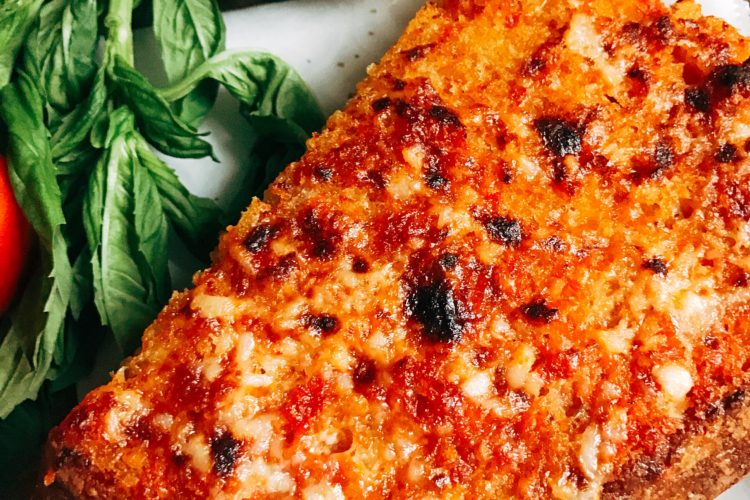 Pan con Tomate Garlic Bread