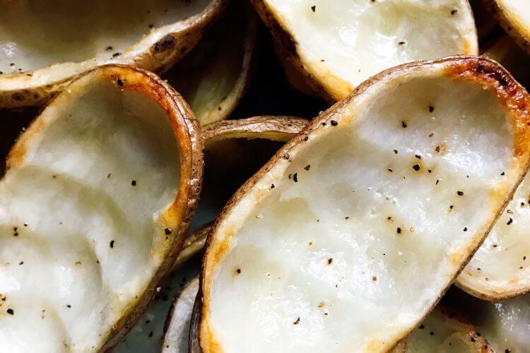How to Make Potato Skin Shells
