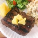 Pineapple Soy Steaks