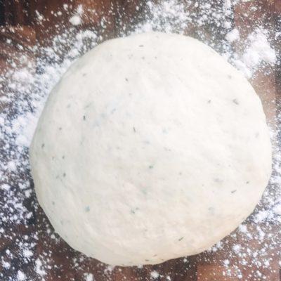 Ranch Pizza Crust