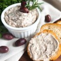 Rosemary and Olive Tapenade Compound Butter