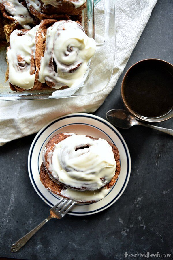 20 Unique Cinnamon Rolls recipes and sweet rolls to inspire your breakfast or brunch. Great for holiday cooking and events. Comfort food baking. Three Olives Branch #comfortfood #cinnamonrolls