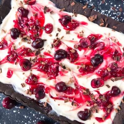 Black Forest Tart