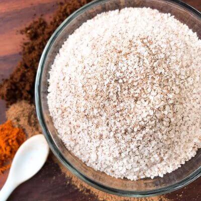 Spicy Cocoa Espresso Flavored Salt